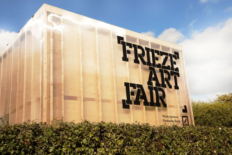 MATTHEW SLOTOVER, CO-FOUNDER, FRIEZE ART FAIR AT REMIX 2012