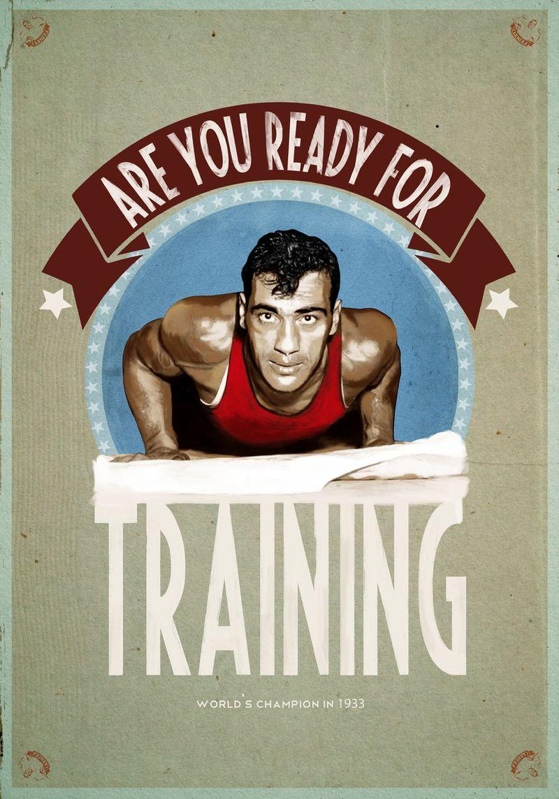 Carnera training
