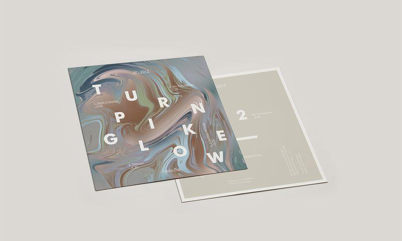Turnpike Glow EP Artwork