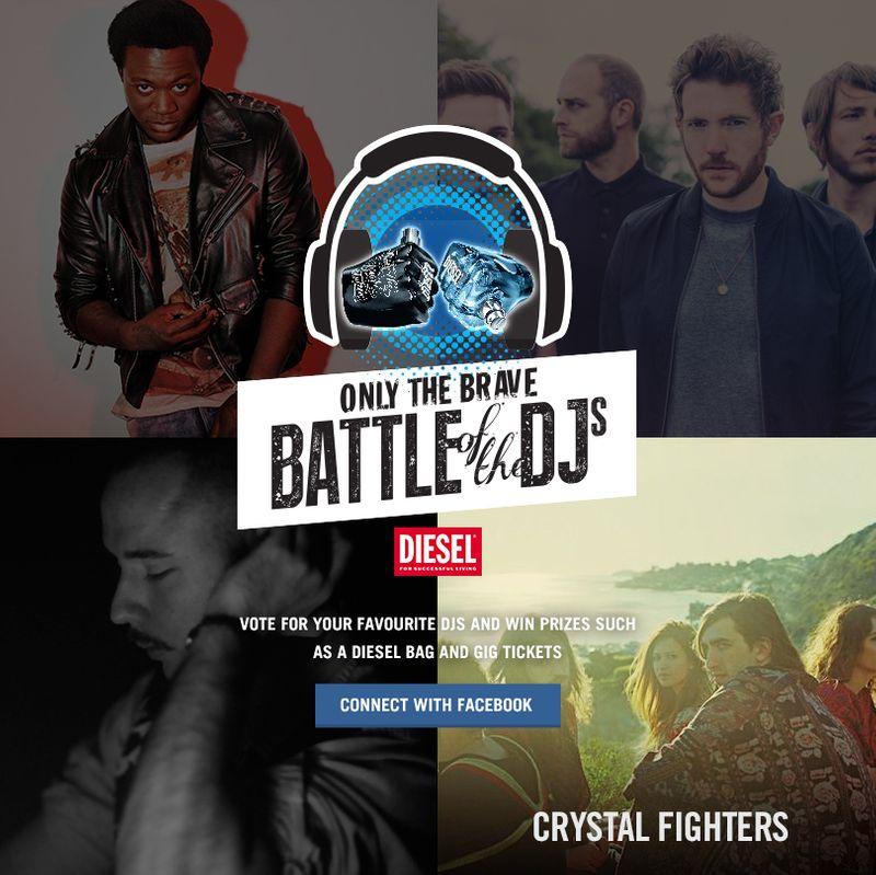 Diesel: Battle Of The DJ's