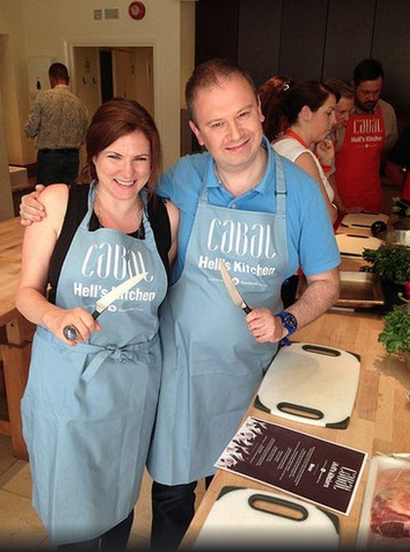Club Cabal: Hells Kitchen
