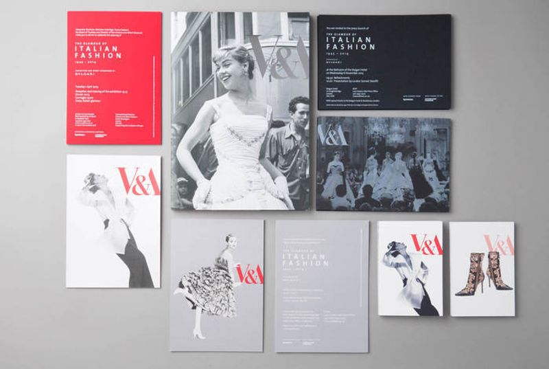 V&A Italian Fashion Marketing