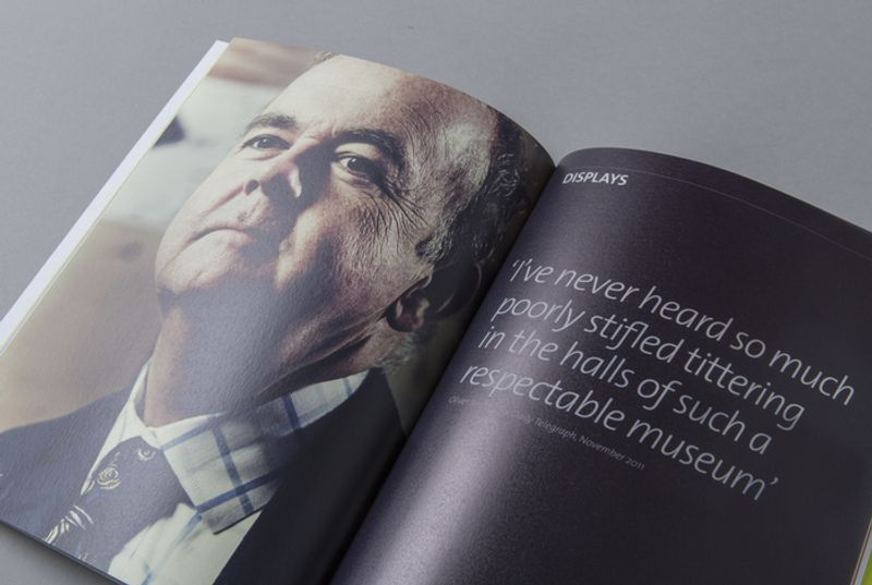V&A Annual review