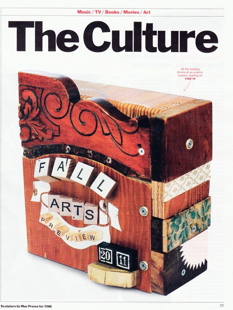 THE CULTURE FALL ARTS PREVIEW