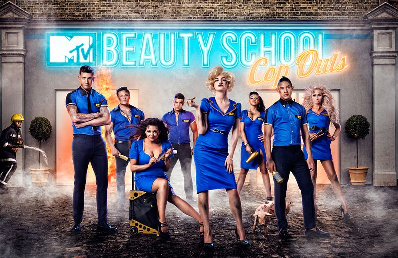 MTV BEAUTY SCHOOL COP OUTS