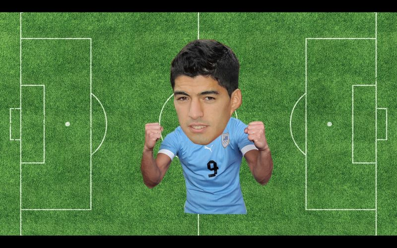 Mattessons Fridge Raiders: Luis Suarez
