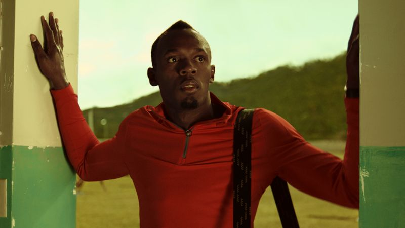 VISA: Following Bolt to Rio