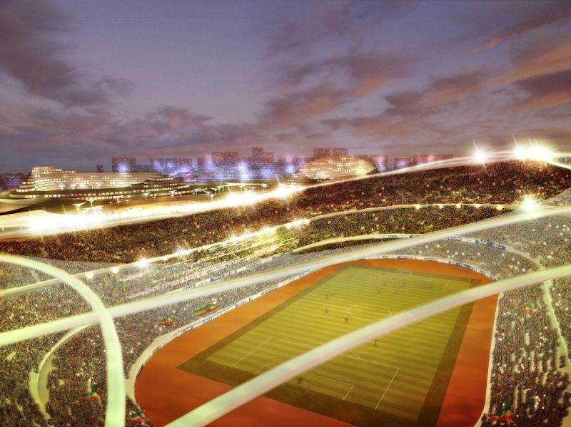 NATIONAL STADIUM AND SPORTS VILLAGE