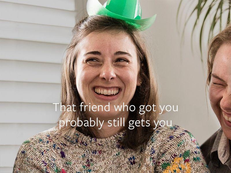 Facebook 2014: Finding Friends