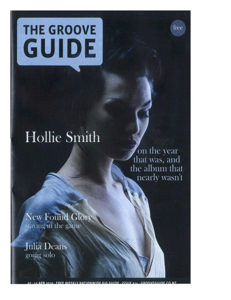 Publicity - Hollie Smith