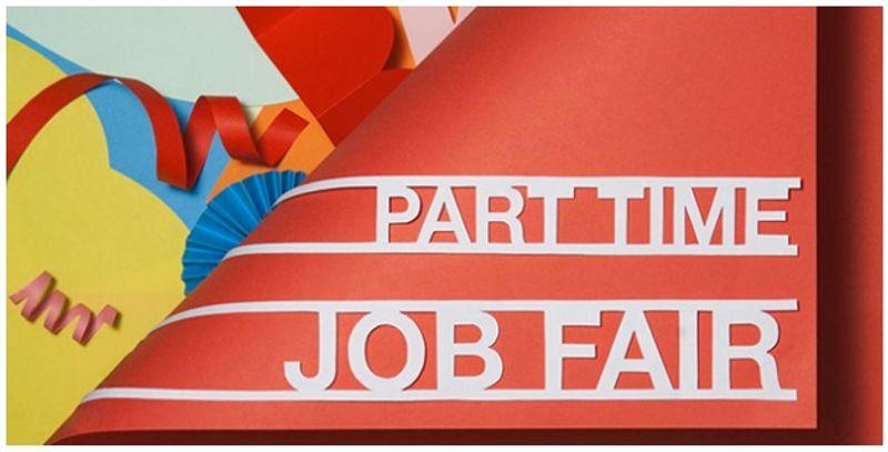 UAL Part-Time Job Fair