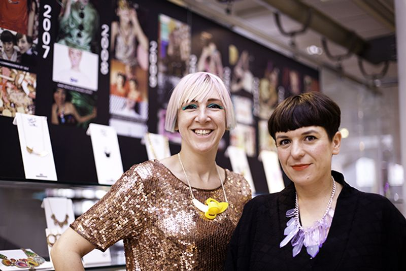 Tatty Devine celebrates 15 years at Southbank Centre