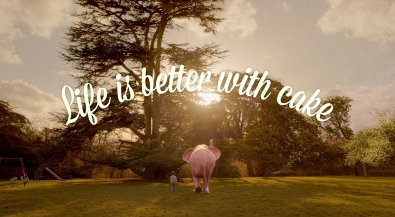 Mr Kipling Launch New 'Life is Better with Cake' Campaign