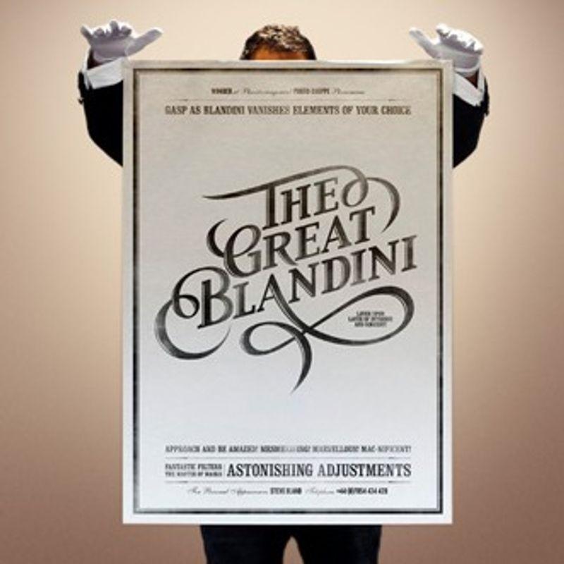 THE GREAT BLANDINI