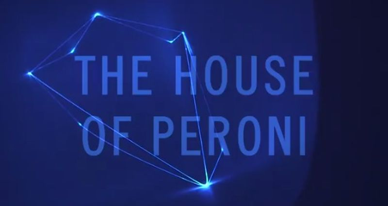 THE  HOUSE OF PERONI LAUNCH NIGHT