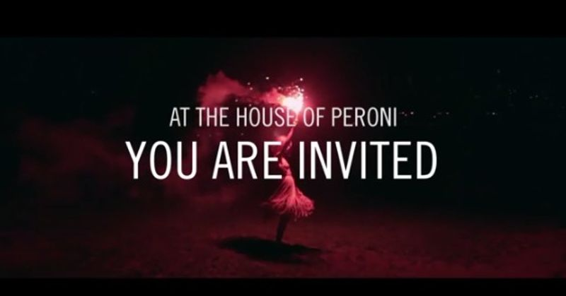 THE HOUSE OF PERONI TRAILER