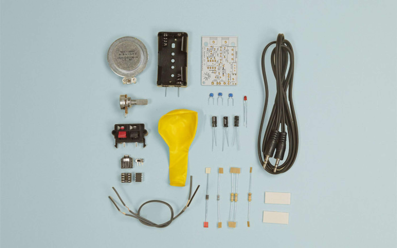 DIY Speaker Kit   The Dots