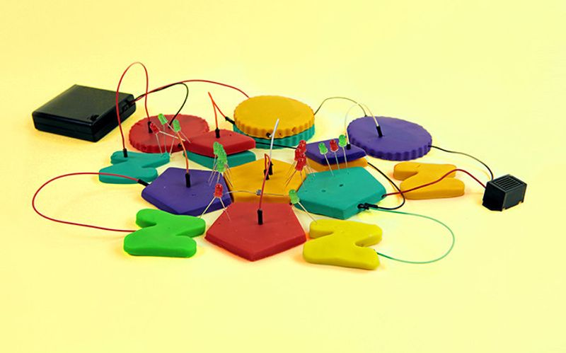 DIY Electro Dough Kit