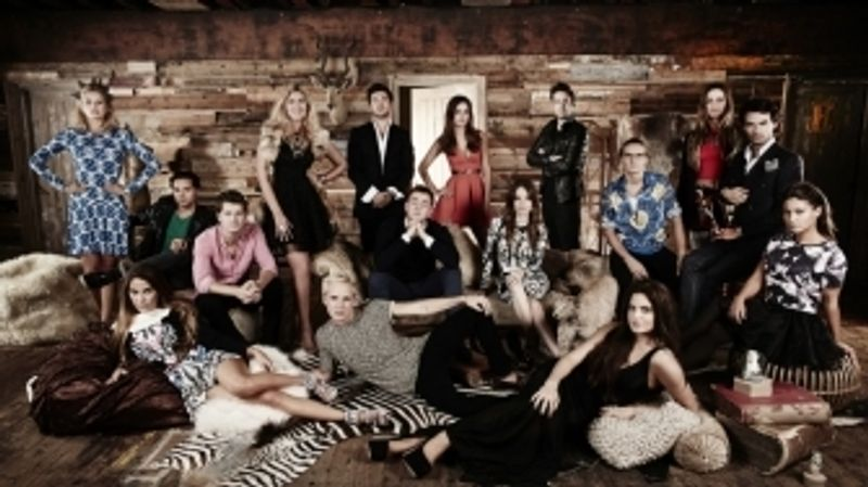Made in Chelsea Series 1-7