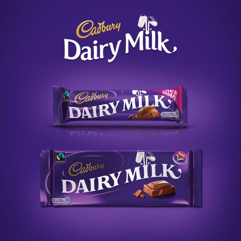 Cadbury Restage Rebrand 3D Visuals