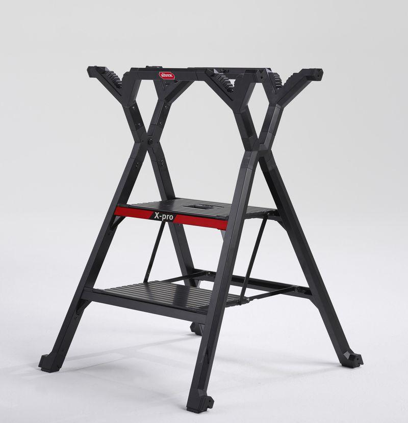 Industrial stepladder / trestle /sawhorse