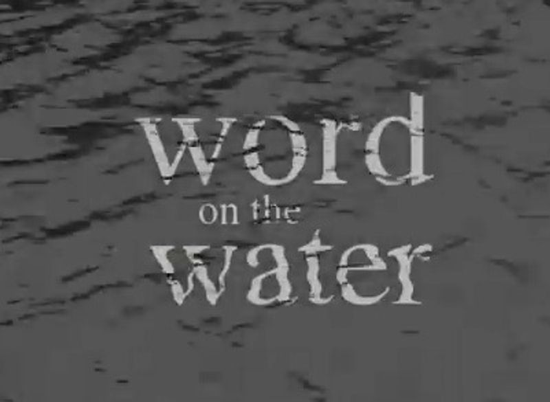 Word on the Water