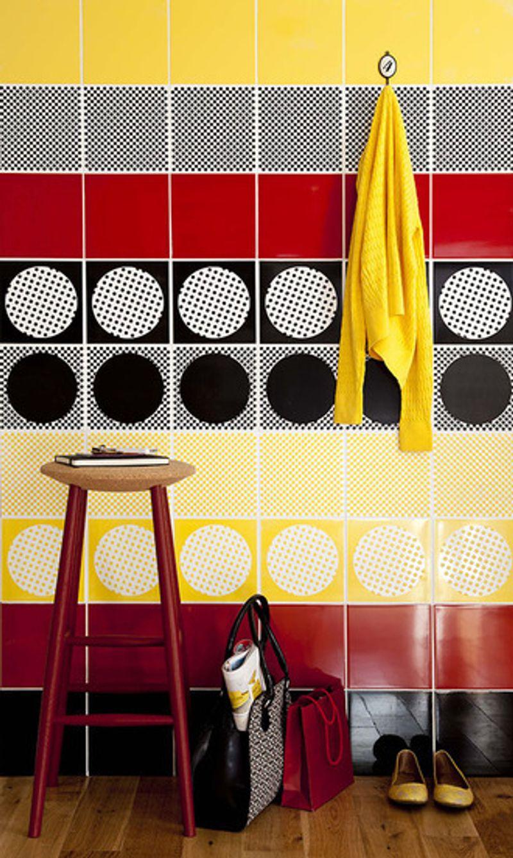 HemingwayDesign for British Ceramic Tile