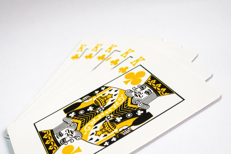 King of Clubs: Cards for a nightclub operator