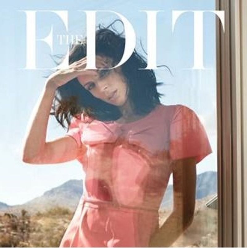 The Edit magazine's Liberty Ross interview