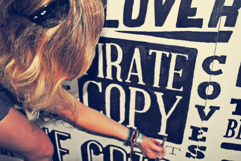Boardmasters Festival Typography