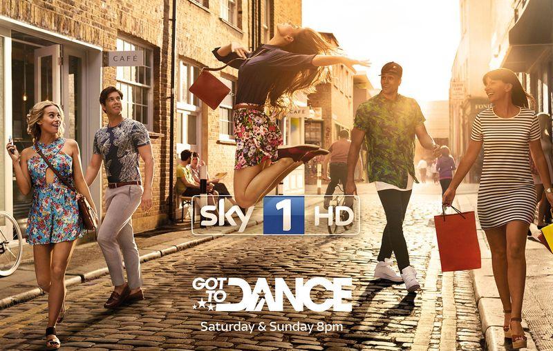 Sky 1 HD - Got To Dance
