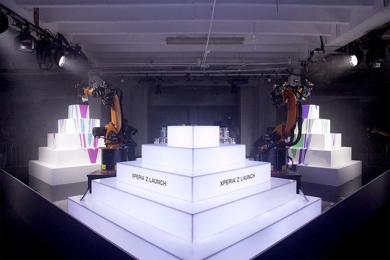 Sony: Xperia Z launch