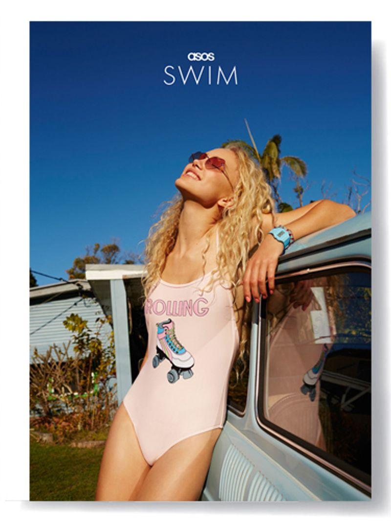 ASOS Australia swim campaign