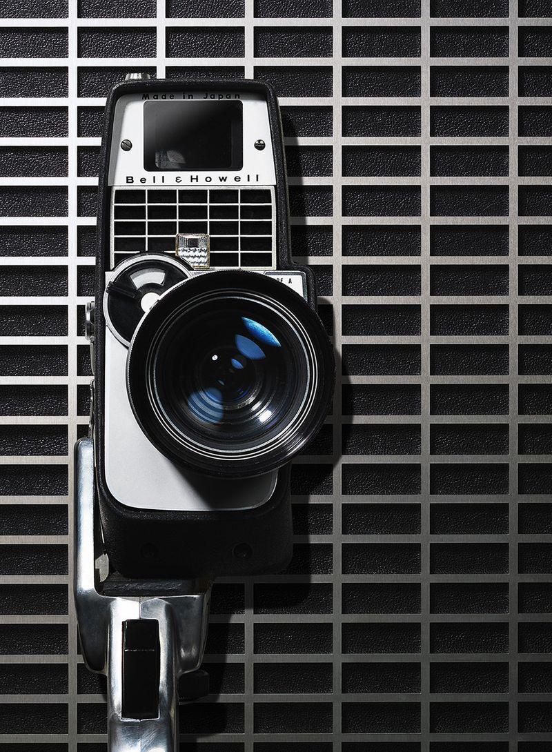8mm Retro