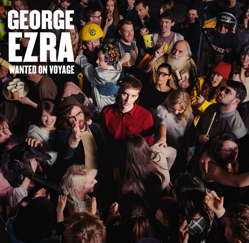 George Ezra Album Artwork