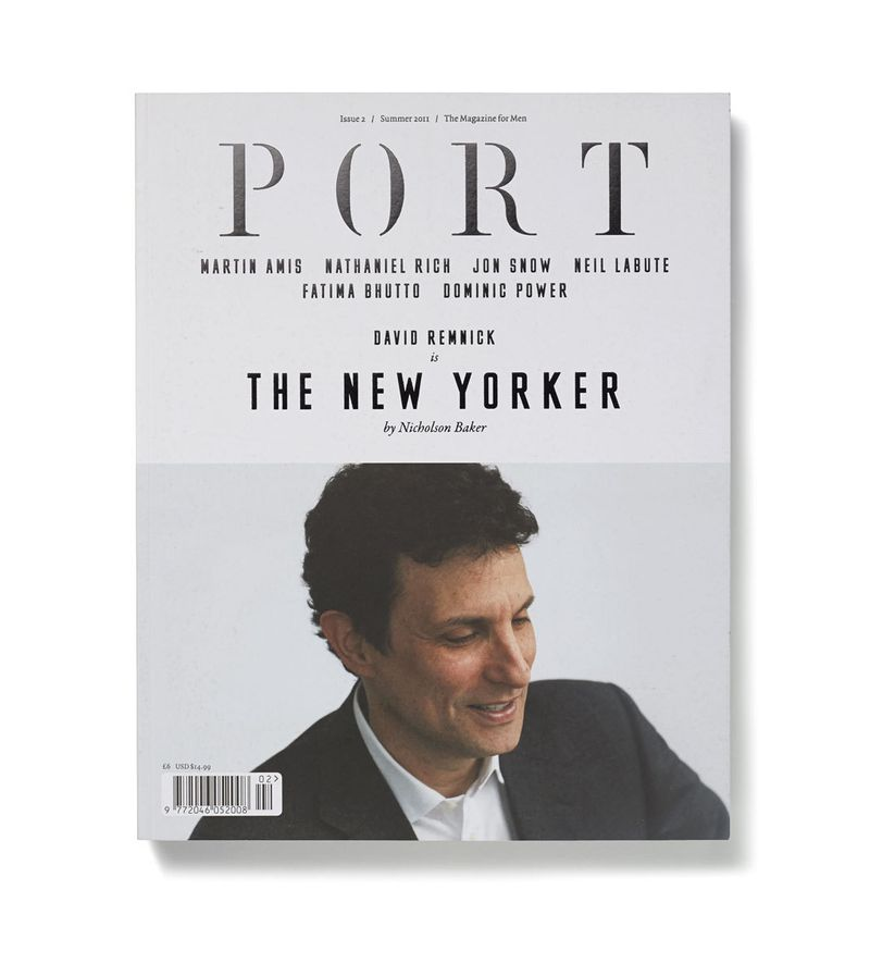 Port Magazine covers 1-13