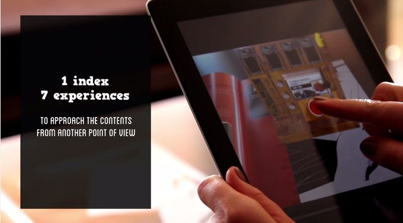 We Create. We believe An Augmented Reality Book for Vodafone & Random House