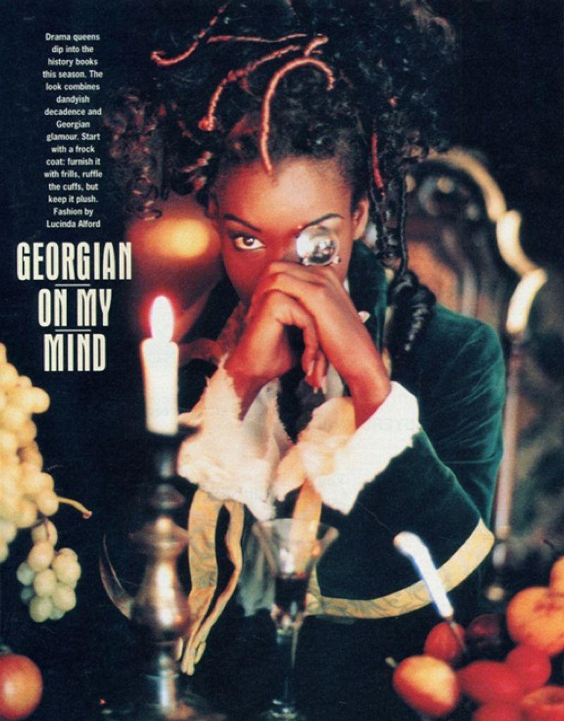 Observer Magazine: Georgia on my Mind