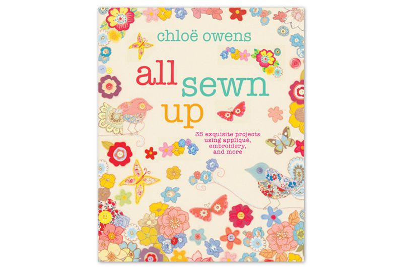 All Sewn Up - Craft Book No1