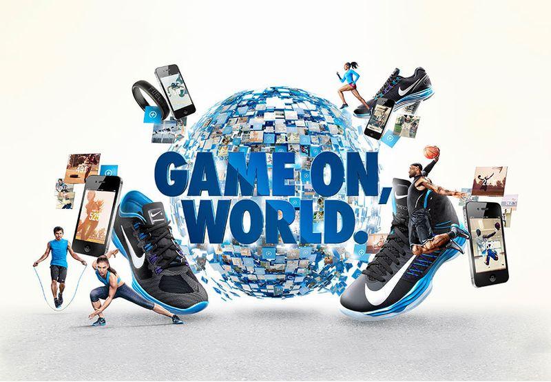 Nike - Game On, World.