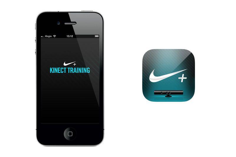 Nike+ Kinect Training Mobile App