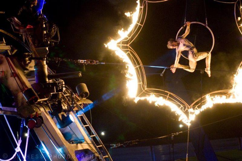 Arcadia Spectacular Main Show, Glastonbury 2011