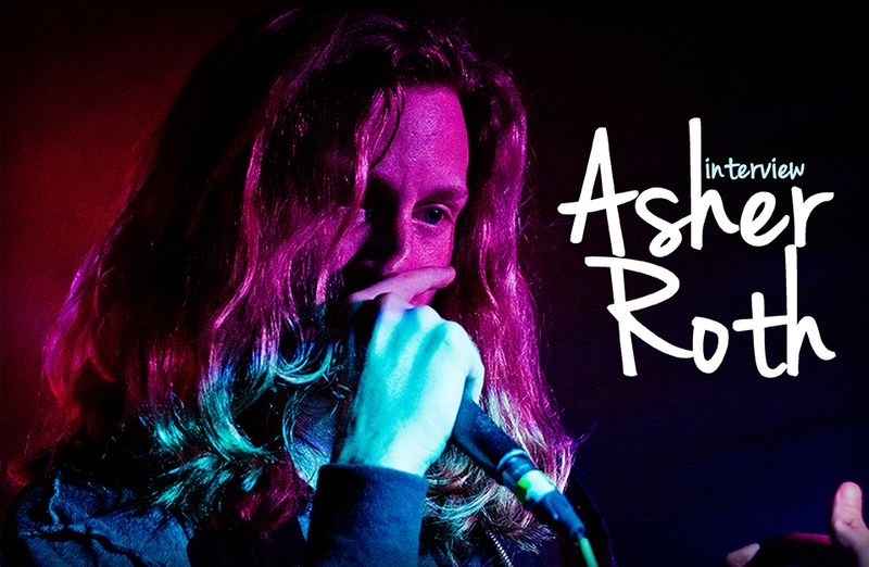 Asher Roth Interview