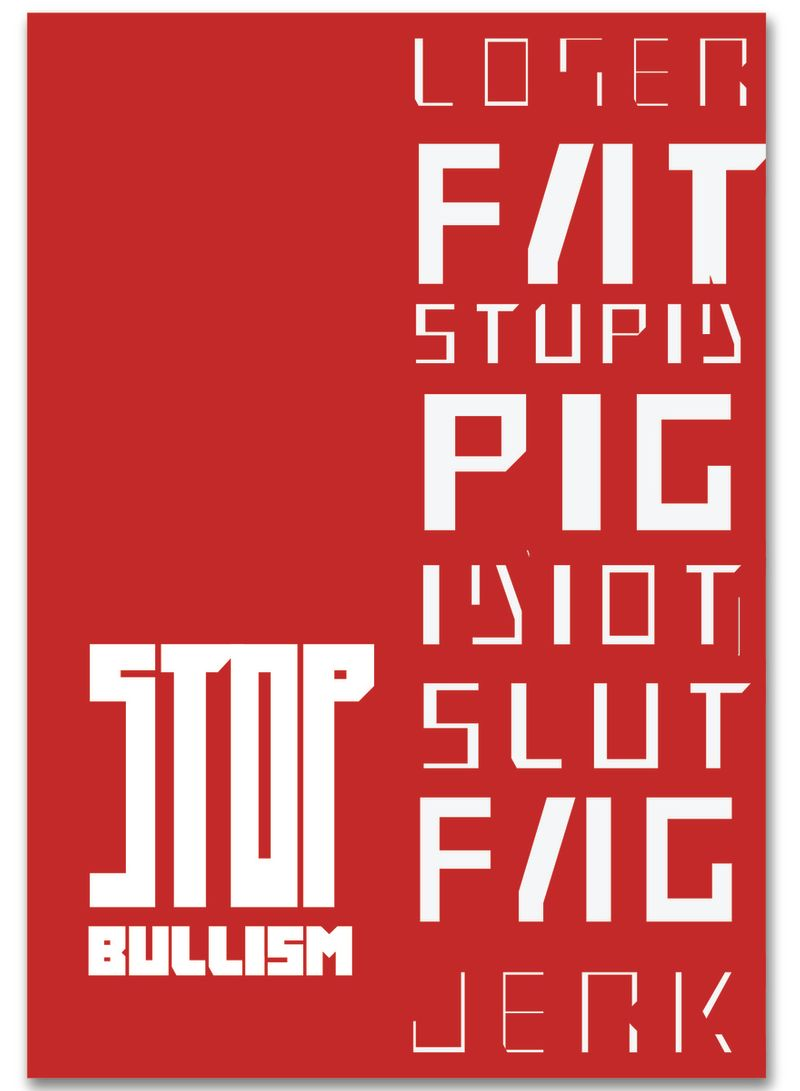 STOP BULLISM