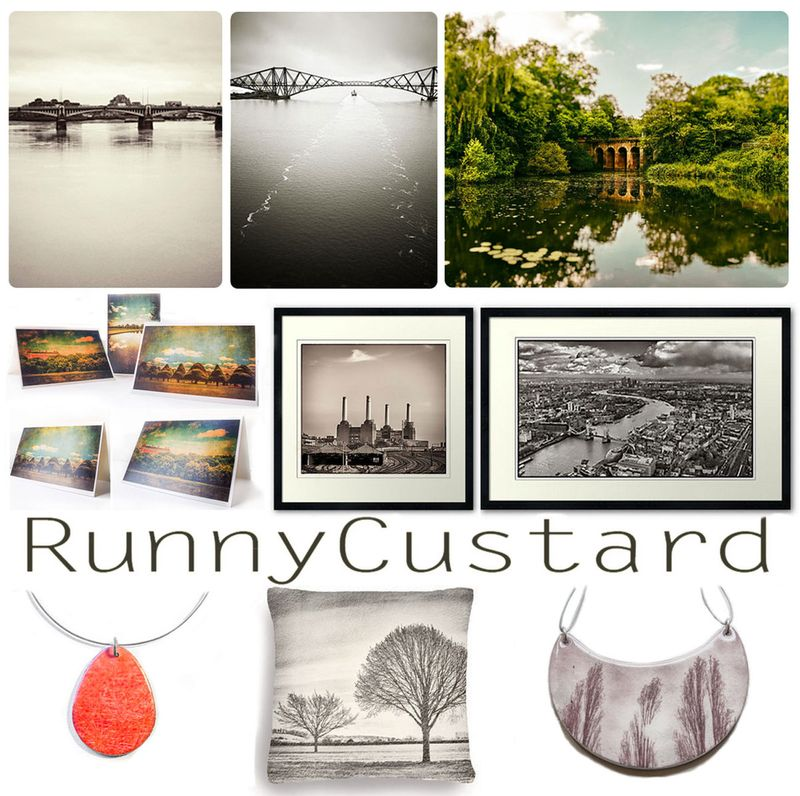 RunnyCustard Photography & Textiles Pop Up Shop