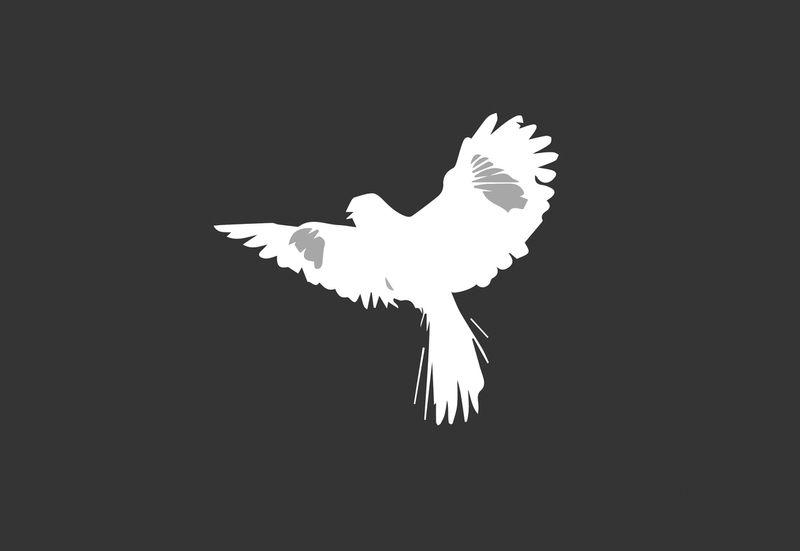 Mockingbirds Bar Branding