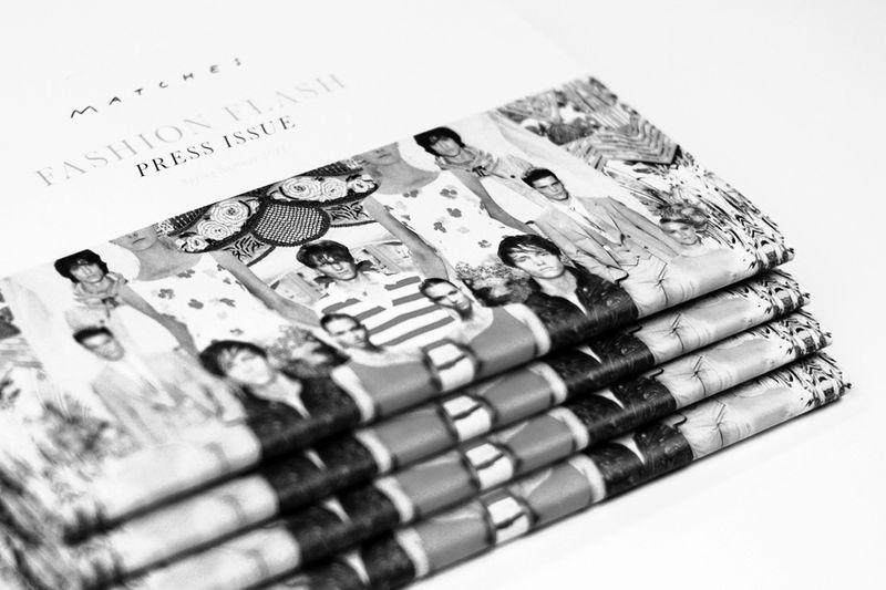 Matches Press Magazine SS11