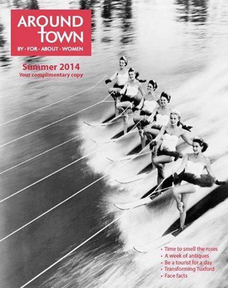 Around Town Magazine