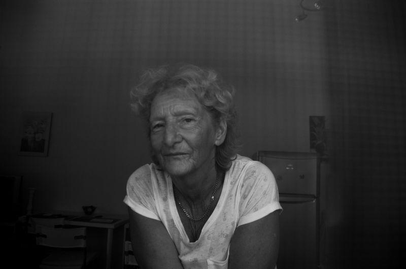 Ann The Gran with Parkinson's