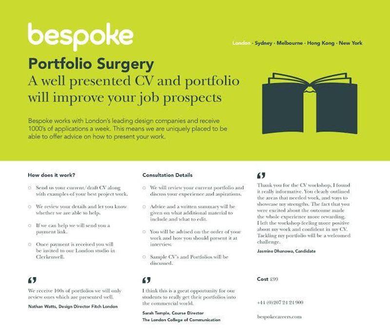 Portfolio Surgery